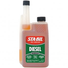 STA-BIL Diesel Formula Fuel Stabilizer Performance Improver - 32oz -Case of 4-