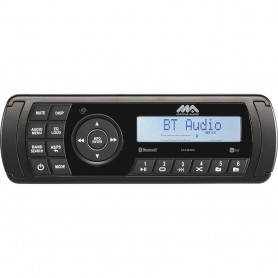 Marine Audio MA200 AM-FM-BT Waterproof Stereo
