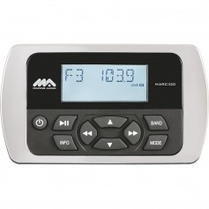 Marine Audio Wired Remote f-MA200 MS2ARTL Stereo - Waterproof