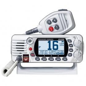 Standard Horizon GX1400G Fixed Mount VHF w-GPS - White