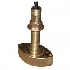 Furuno 525T-BSD Bronze Thru-Hull Transducer w-Temp- 600W -10-Pin-