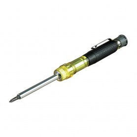 Klein Tools Electronics Pocket Screwdriver - 4-in-1