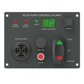 Blue Guard Innovations Control Panel