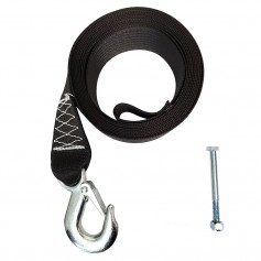 Rod Saver PWC Winch Strap Replacement - 12
