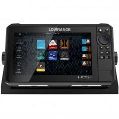 Lowrance HDS-9 LIVE No Transducer w-C-MAP Pro Chart