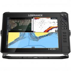 Lowrance HDS-12 LIVE No Transducer w-C-MAP Pro Chart