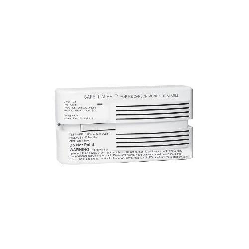 Safe-T-Alert 65 Series Marine Carbon Monoxide Alarm 12V - Surface Mount - White