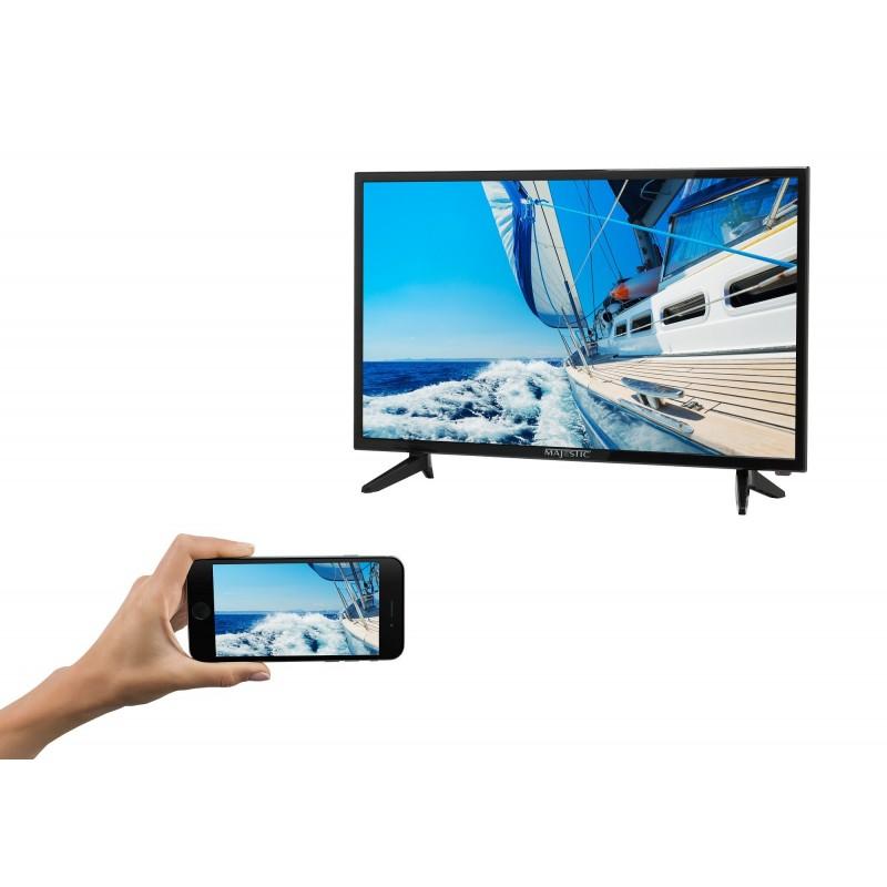 Majestic 32- Full HD 12V TV w-Built-In Global HD Tuners