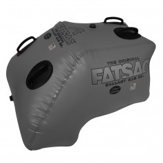FATSAC Yamaha Jet Boat Custom 19 - 650 Pound Ballast Bag - Fittings Included - Grey