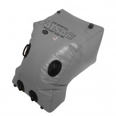 FATSAC Yamaha Jet Boat Custom 21 - 725 Pound Ballast Bag - Fittings Included - Grey