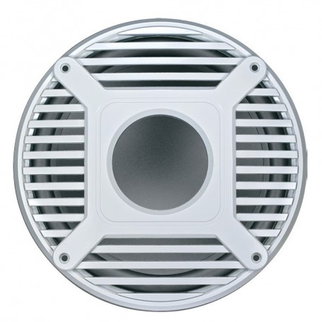 JENSEN MSW10 10- Subwoofer w-White Grill Cover