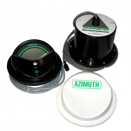 KVH Azimuth 1000 Remote - Black