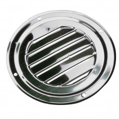 Sea-Dog Stainless Steel Round Louvered Vent - 4-
