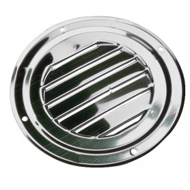 Sea-Dog Stainless Steel Round Louvered Vent - 5-