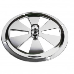Sea-Dog Stainless Steel Butterfly Vent - Center Knob - 4-