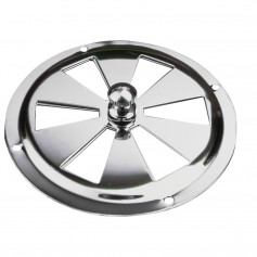 Sea-Dog Stainless Steel Butterfly Vent - Center Knob - 5-