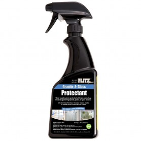 Flitz Granite Waxx Plus - Seal - Protect - 16oz Spray Bottle
