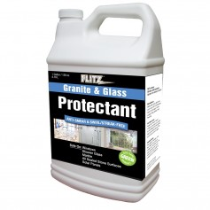 Flitz Granite Waxx Plus - Seal - Protect - 1 Gallon -128oz- Refill