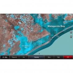 Garmin Standard Mapping - Texas One Classic microSD-SD Card