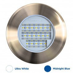 OceanLED Explore E6 XFM Underwater Light - Ultra White-Midnight Blue