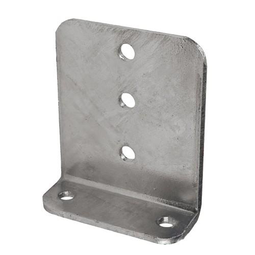 C-E- Smith Vertical 90 Bunk Bracket - 5- x 6- - Aluminum