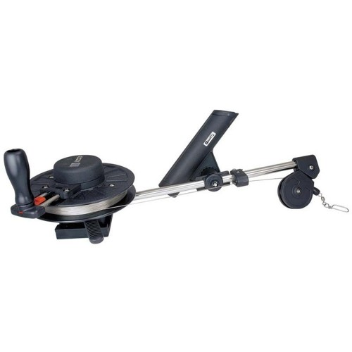 Scotty 1060 Depthking Manual Downrigger w-Rod Holder