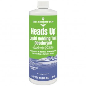 MARYKATE Head Up Liquid Holding Tank Deodorant - 32oz - -MK4532 -Case of 12