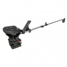 Scotty 1106 Depthpower 60- Telescoping Electric Downrigger w-Rod Holder - Swivel Mount