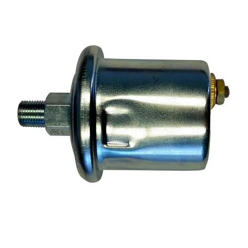 Faria Oil Pressure Sender 1-8- 0-80 PSI - Single