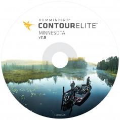 Humminbird Contour Elite Minnesota - Version 7