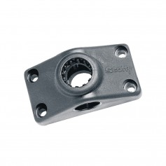 Scotty 241 Combination Side or Deck Mount - Grey