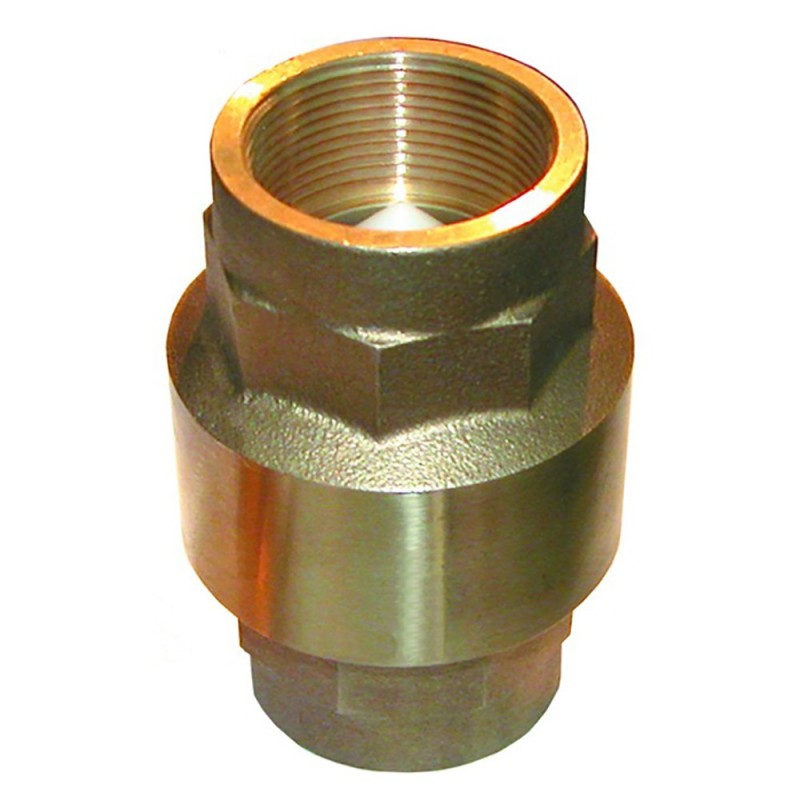 GROCO 2- Bronze In-Line Check Valve