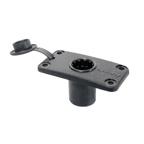 Scotty 244 Flush Deck Mount w-Rain Cap