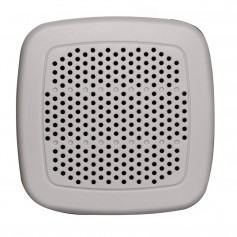 Poly-Planar Spa Speaker - Light Gray