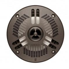 Poly-Planar 5- 2-Way LED Self Draining Spa Speaker - Dark Gray