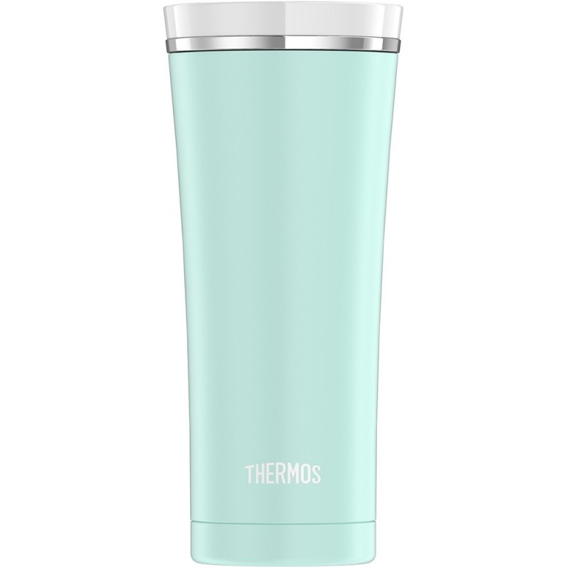 Thermos Sipp Stainless Steel Travel Tumbler - 16 oz - Matte Turquoise
