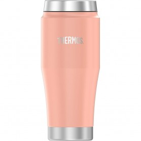 Thermos Vacuum Insulated Stainless Steel Travel Tumbler - 16oz - Matte Blush