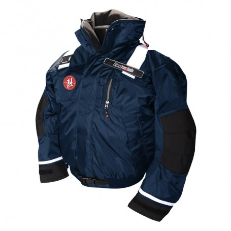 First Watch AB-1100 Pro Bomber Jacket - Small - Navy