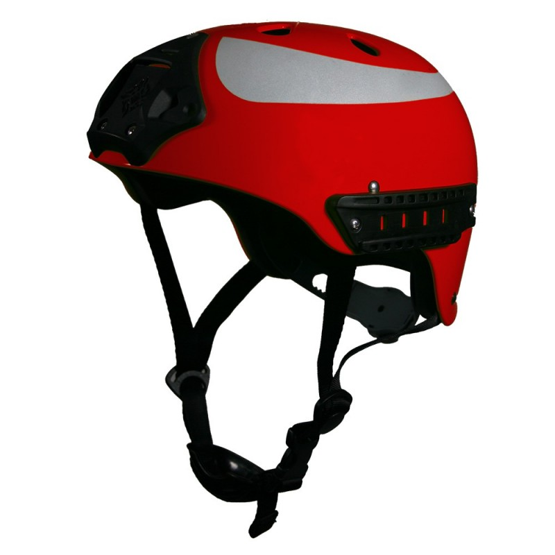 First Watch First Responder Water Helmet - Small-Medium - Red
