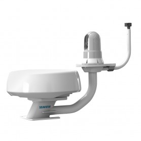 Seaview 16-75- Dual Mount Pre-Drilled f-Most Closed Dome Radars Top f-FLIR Searchlight Satellite Domes