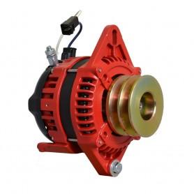 Balmar Alternator 1-2- Single Foot Dual V Pulley - 170A - 12V