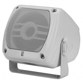 Poly-Planar Subcompact Box Speaker - -Pair- White