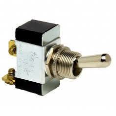 Cole Hersee Heavy-Duty Toggle Switch SPST Off--On- 2 Screw