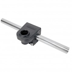 Scotty 287 Round Rail Mount For 7-8- Round Rails