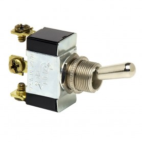 Cole Hersee Heavy Duty Toggle Switch SPDT On-Off--On- 3 Screw