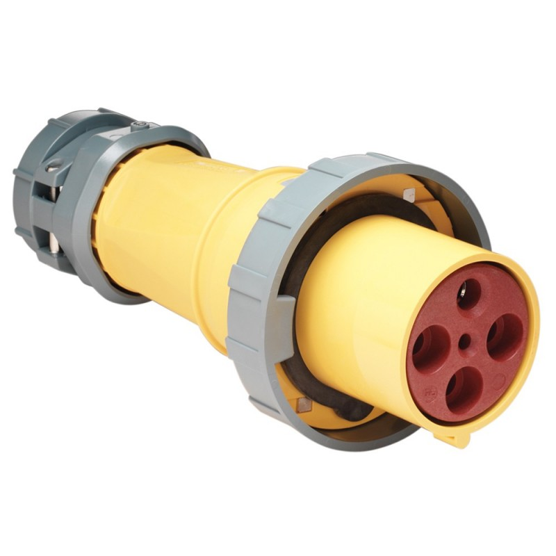 Marinco 100A Connector f-Inlet - 125-250V