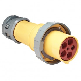 Marinco 100A Connector f-Inlet - 120-208V