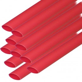 Ancor Heat Shrink Tubing 3-16- x 6- - Red - 10 Pieces