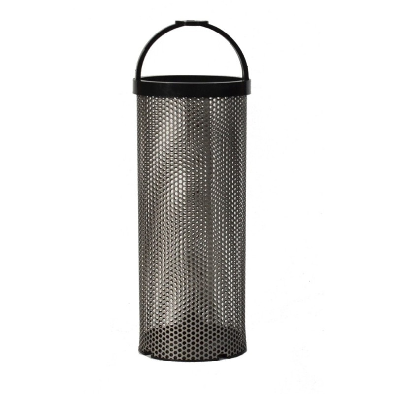 GROCO BS-7 Stainless Steel Basket - 3-1- x 10-6-