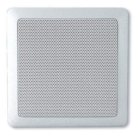 Poly-Planar 6- Premium Panel Speaker - -Pair- White